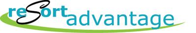 Resort Advantage logo.  (PRNewsFoto/Resort Advantage)