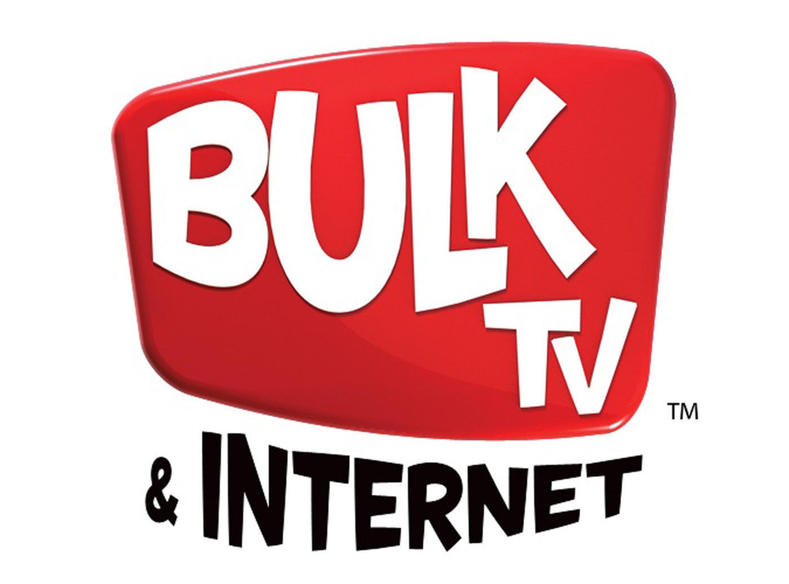 Bulk TV & Internet provides free-to-guest television services to businesses nationwide. (PRNewsFoto/Bulk TV & Internet)