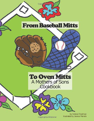 Holly Friedman Talks To Fox29's Mike Jerrick About Her Book 'From Baseball Mitts to Oven Mitts: A