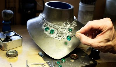 The Million Pound Necklace: Inside Boodles Documentary to Air on Channel 4 on 23rd  March