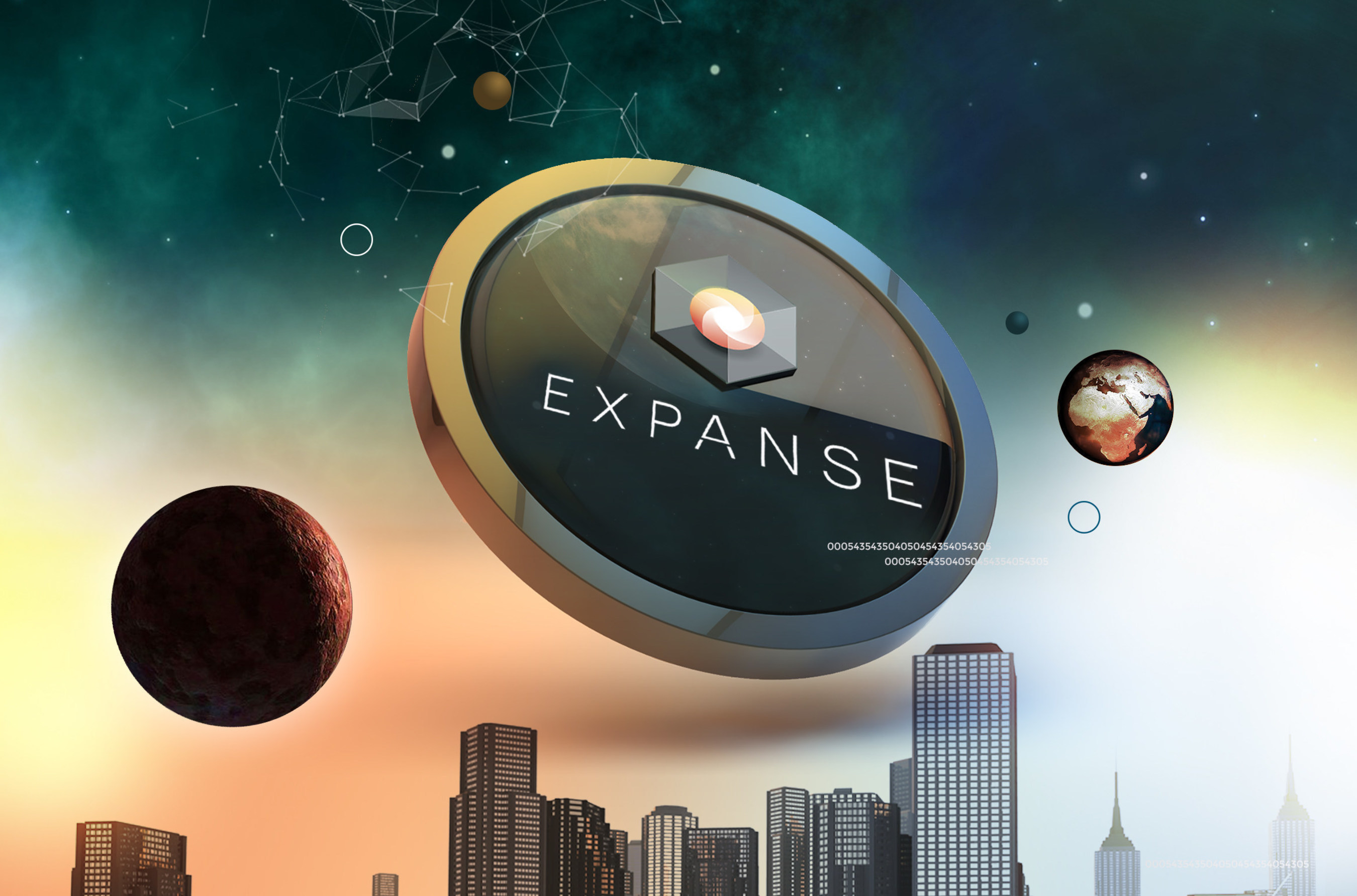 Cryptocurrency Powered dAPP and Smart Contract Provider the Expanse(TM) Project [EXP] Launches New Revolutionary Platform, Borderless.Tech(TM)