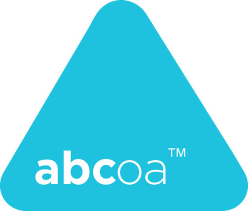 As part of its 30th anniversary, ABCoA unveiled the first official modernization of its historical logo. (PRNewsFoto/ABCoA)
