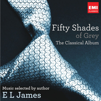 Fifty Shades of Grey - The Classical Album. www.GreatestClassical.com/fiftyshades/.  (PRNewsFoto/EMI Classics)