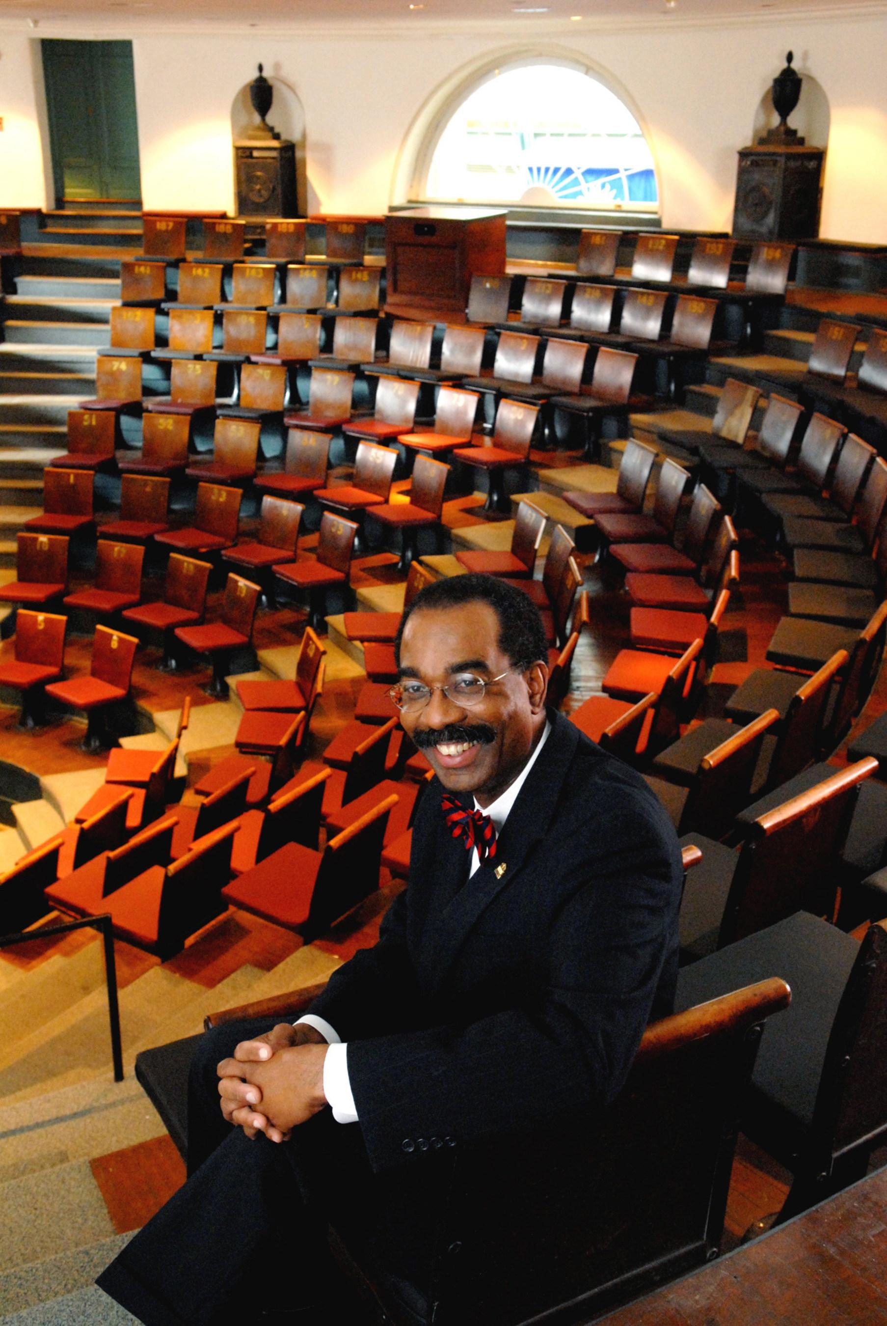 University Of Maryland School Of Medicine Dean E. Albert Reece Receives David E. Rogers Award From