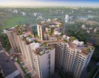 Siddha Suburbia Skywalk (PRNewsFoto/Siddha Real Estate Development P)