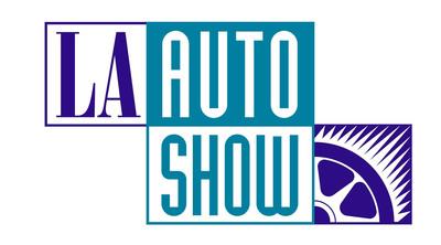 Los Angeles Auto Show logo. (PRNewsFoto/Los Angeles Auto Show)
