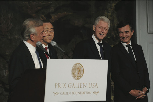 Galien Foundation Announces 2012 Awards Program For Best Biopharmaceutical Products and Best