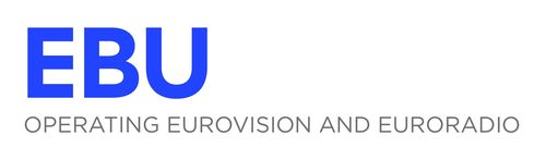 European Broadcasting Union (EBU) logo (PRNewsFoto/European Broadcasting Union)