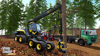 Farming Simulator 15 GOLD is now available for PlayStation 4, Xbox One and PC! The best-selling series gets even better with a new Eastern European farm environment and 20 new vehicles from some of the biggest brands in farming.