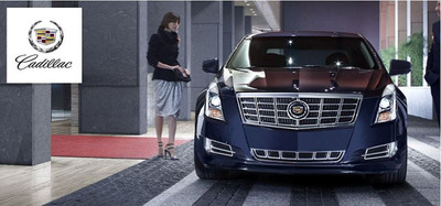 The 2014 Cadillac XTS has gone through a bit of a refresh for the 2014 model-year. It has gained a more aggressive look and more available horsepower.  (PRNewsFoto/Cavender Cadillac)