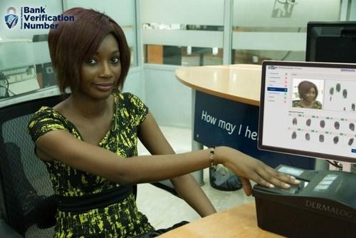 "Registration with DERMALOG's ""BVN System"" in Nigeria (PRNewsFoto/DERMALOG Identification Systems) (PRNewsFoto/DERMALOG Identification Systems)"