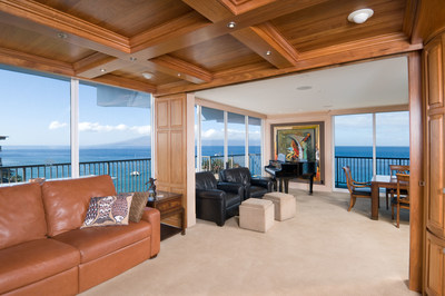 Penthouse Suite at the Aston at The Whaler on Kaanapali Beach