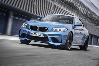2016 BMW M2-photo credit to BMW Group