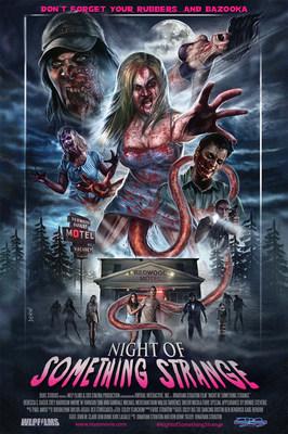 OWN Night of Something Strange on DIGITAL HD Nov 22nd.