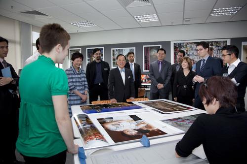 SCAD and Hong Kong Chief Executive Donald Tsang Join to Commemorate Historic Revitalisation of