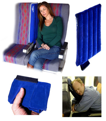 EZ Sleep Travel Pillow (PRNewsFoto/EZ Sleep Travel)