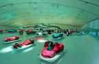 Launch of the Big Bang Ferrari at the Museo Enzo Ferrari (PRNewsFoto/HUBLOT)