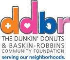 The Dunkin' Donuts & Baskin-Robbins Community Foundation Logo.  (PRNewsFoto/The Dunkin' Donuts & Baskin-Robbins Community Foundation)