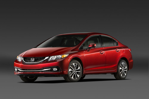 Popular Honda Accord and Civic Lead Honda September Sales; Acura's Newest Products Continue to Advance Brand Growth.  (PRNewsFoto/American Honda Motor Co., Inc.)