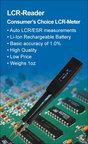 LCR reader (PRNewsFoto/Siborg Systems Inc.)