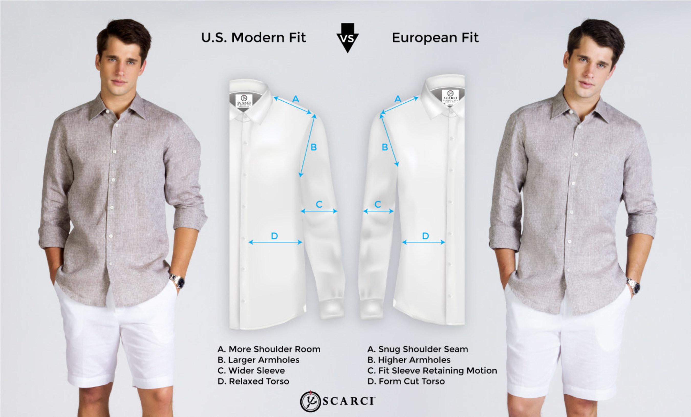 SCARCI Italian Resort Wear Launches Exclusive U.S. Tailored Line