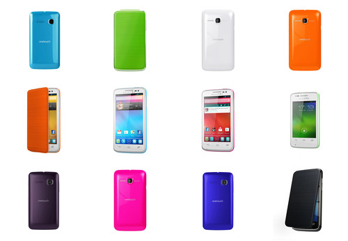 ALCATEL ONE TOUCH Announces the Reinvention of the Entry Smartphone Segment at the Consumer