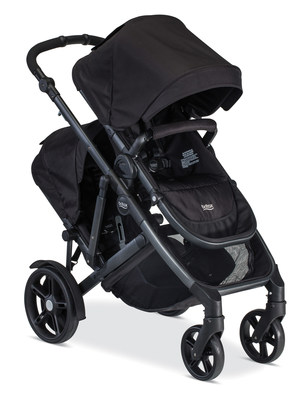 2017 Britax B-Ready With Second Seat