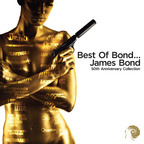 James Bond 50th Anniversary Celebrated With 'Best Of Bond... James Bond,' New Collections Of Iconic Films' Acclaimed Music To Be Released October 9th By Capitol/EMI