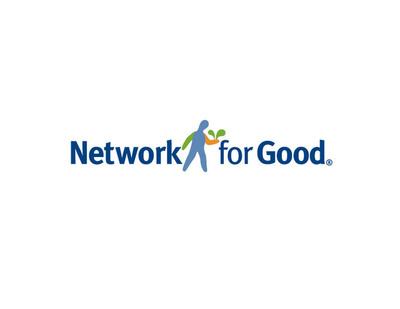 Network for Good logo.  (PRNewsFoto/Network for Good)