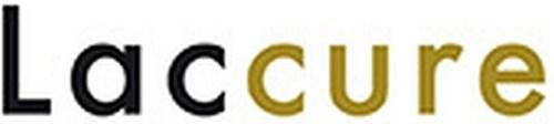 Laccure AB Logo (PRNewsFoto/Laccure AB)