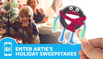 Enter for a chance to win a $1,100 Visa Gift Card or a set of four brand new tires and installation at a RightTurn certified installer in Artie's Holiday Sweepstakes!