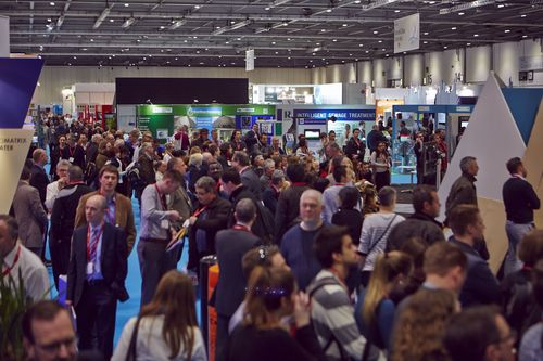 Ecobuild, the world's largest event for sustainable design and construction is awarded the coveted ISO20121 certification for Sustainable Event Management (PRNewsFoto/UBM Live Built Environment)