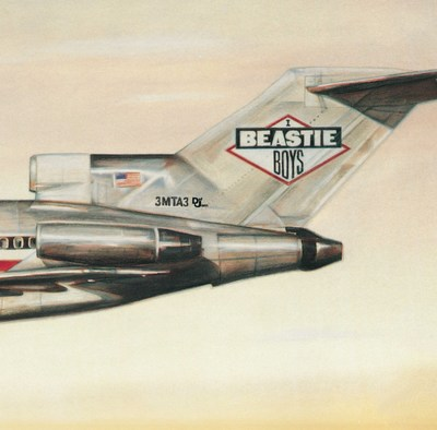 BEASTIE BOYS LICENSED TO ILL SPECIAL 30th ANNIVERSARY EDITION VINYL REISSUEAVAILABLE OCTOBER 14