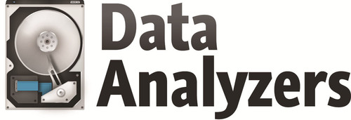 Data Analyzers Data Recovery Logo.  (PRNewsFoto/Data Analyzers, LLC)