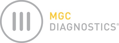 MGC Diagnostics Corporation Logo.  (PRNewsFoto/MGC Diagnostics Corporation)