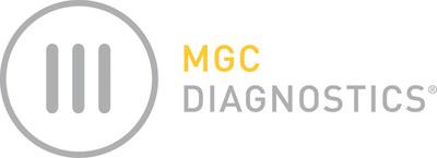 MGC Diagnostics Corporation Logo.  (PRNewsFoto/MGC Diagnostics Corporation)