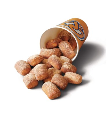 Auntie Anne's Pretzel's launches NEW Pumpkin Spice Nuggets for a limited time this fall