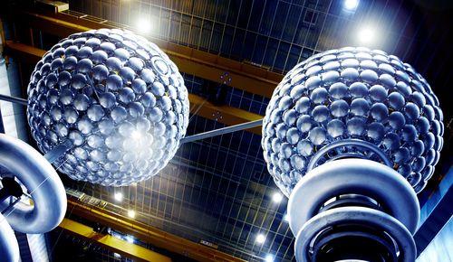 HVDC lab 1: Mannheim interior (PRNewsFoto/CESI)