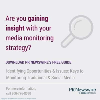 "The Top 5 ""Musts"" When Monitoring Traditional & Social Media http://cisn.co/2di7opV"