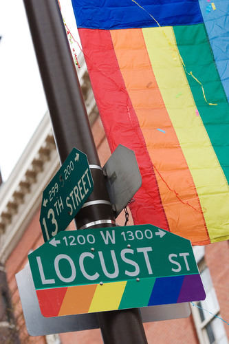 Gay travelers find their perfect Philly neighborhood with new personality quiz on facebook.com/visitgayphilly.   ...