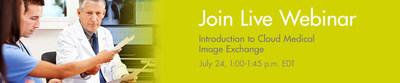 Register for DICOM Grid's LIVE webinar! (PRNewsFoto/DICOM Grid)
