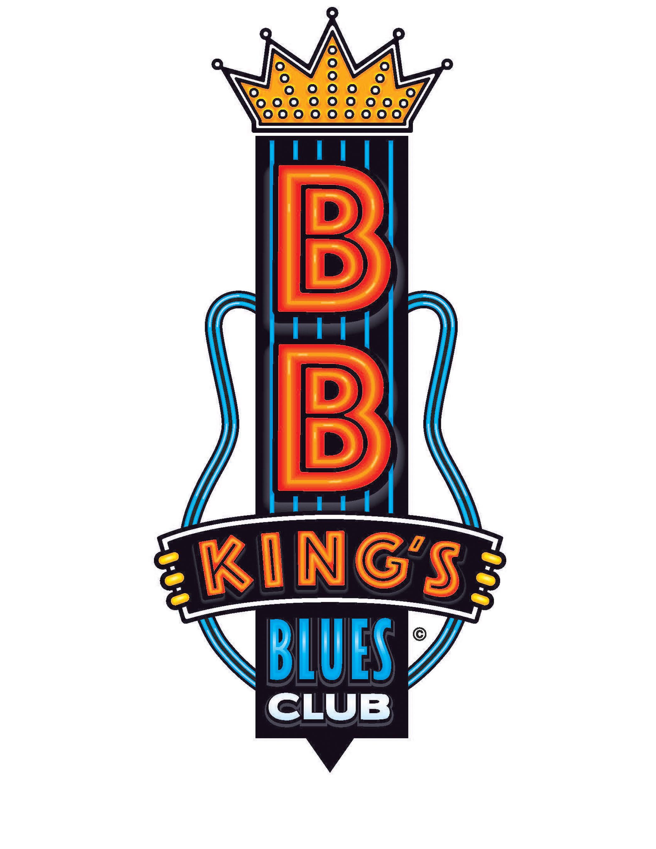 B.B. King's Blues Club.