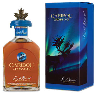 Caribou Crossing, the world's first Single Barrel Canadian whisky, makes a perfect Father's Day Gift. (PRNewsFoto/Sazerac Company) (PRNewsFoto/Sazerac Company)