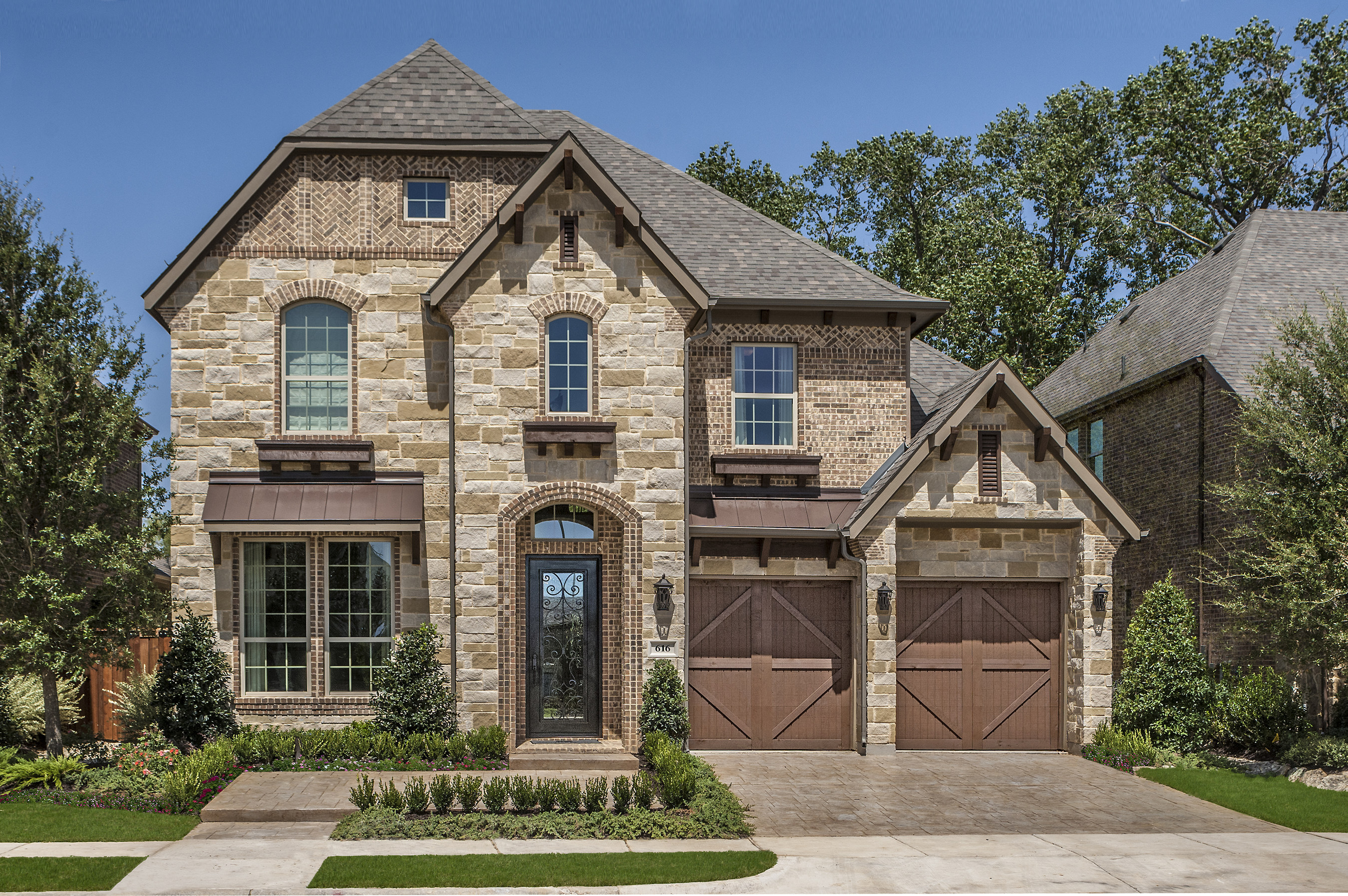 Standard pacific homes offers new home designs in coppell for Standard home plans
