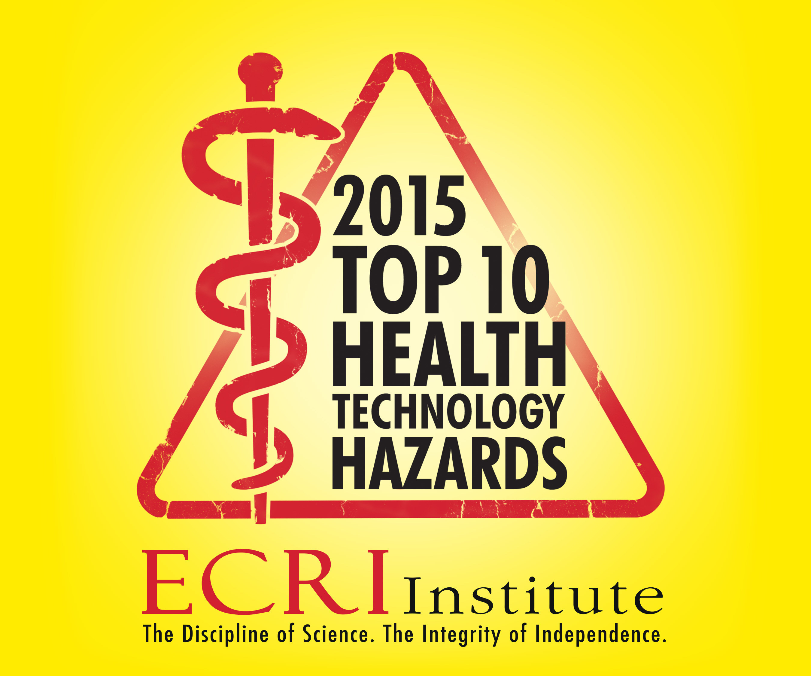 What could possibly go wrong in hospitals? Many things, according to ECRI Institute, an independent nonprofit ...