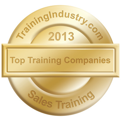 TrainingIndustry.com Names AXIOM Sales Force Development to Top 20 Sales Training Companies.  (PRNewsFoto/AXIOM Sales Force Development, LLC)