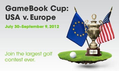 L'avenir du golf se joue aujourd'hui : Gamebook Golf présente le tournoi de golf entre les