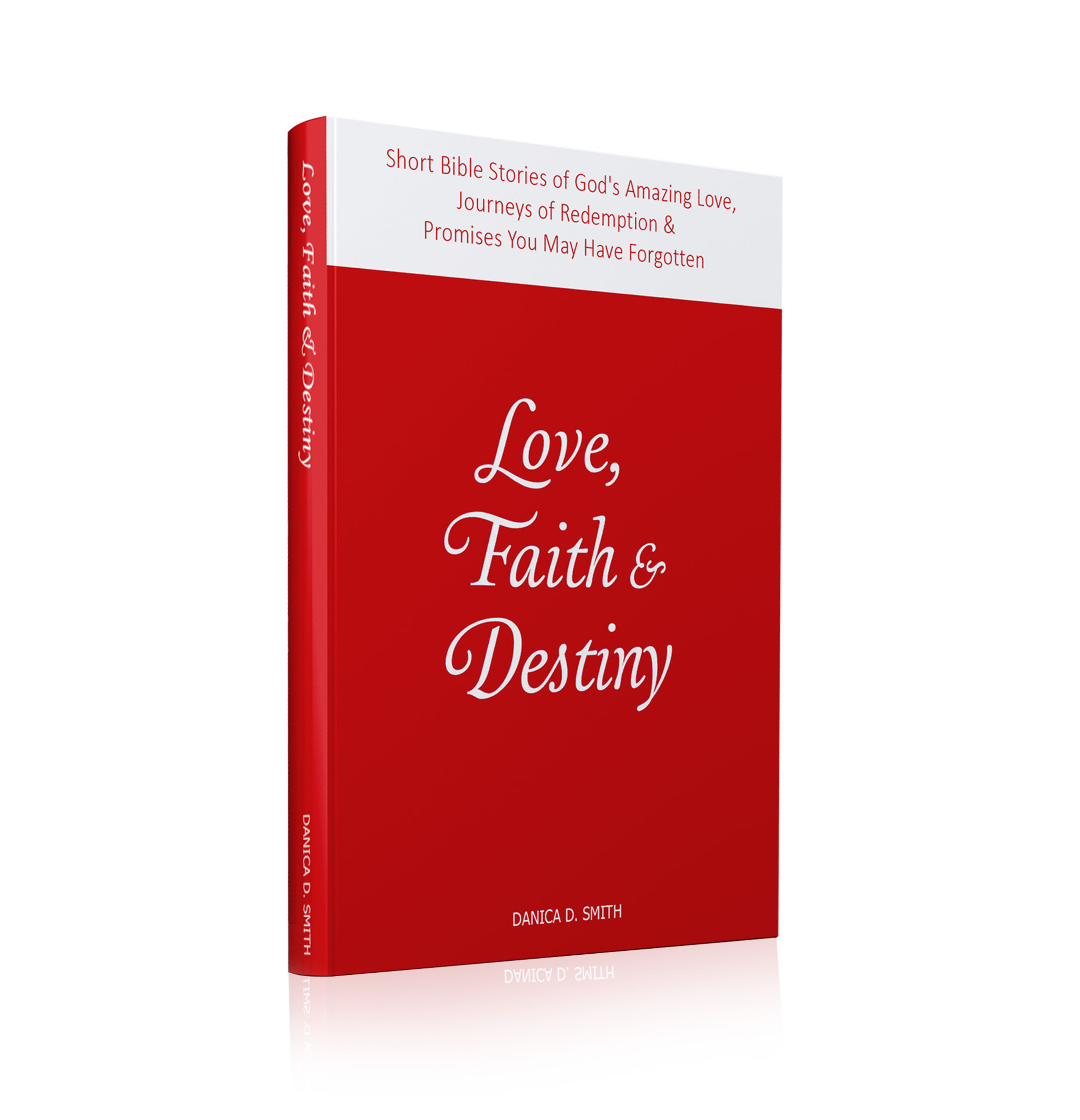 Love, Faith & Destiny from Author Danica D. Smith Gives Christians the Chance to Truly Connect with