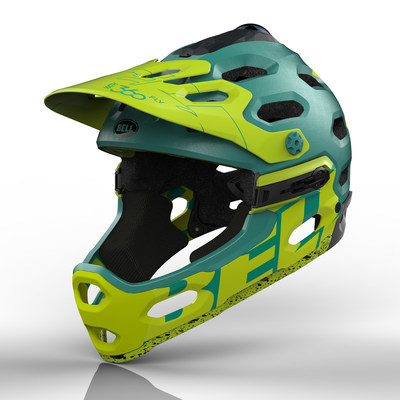 Bell Super 2R Mountain Mike Helmet