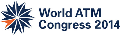 World ATM Congress will take place in Madrid, Spain, 4 - 6 March 2014. The event combines a large-scale exhibition, world-class conference, and social events providing premier networking opportunities and the chance to learn the latest trends and developments in air traffic. Operated by the Civil Air Navigation Services Organisation (CANSO) in association with the Air Traffic Control Association (ATCA), World ATM Congress is backed by leading air navigation service providers and industry suppliers, making it the only event organised for the industry, by the industry. Learn more at www.worldatmcongress.org.  (PRNewsFoto/World ATM Congress)